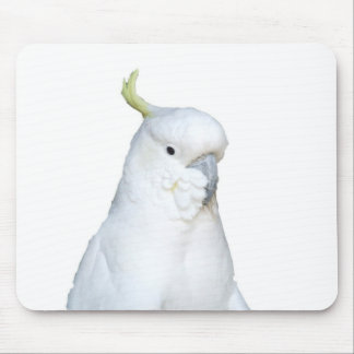 Australian White Cockatoo Mousepad