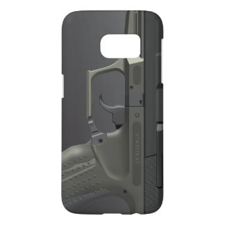 Automatic HandGun Samsung Galaxy S7 Case