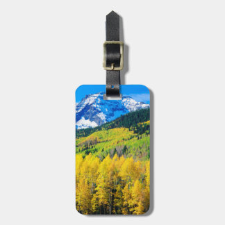 Autumn in the Rockies Bag Tags