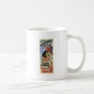 Aux Buttes Chaumont Classic White Coffee Mug