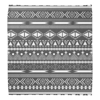 Awesome Cool trendy Aztec tribal Andes pattern Bandanas