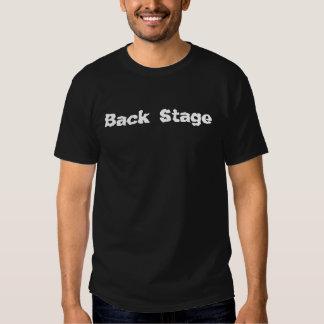 Back stage tshirt