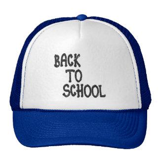 back to school - Hat