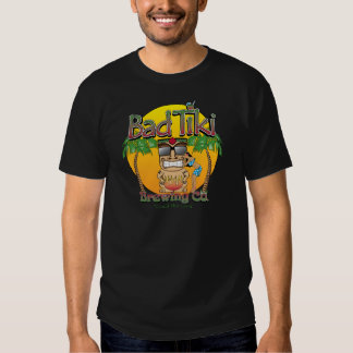 Bad Tiki Brewing Company Tshirt