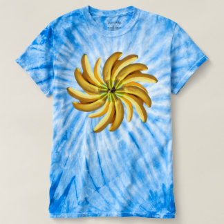 Banana Fractal T-shirts