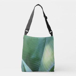 Banana Leaves Abstract 37 Tote Bag