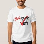 barack the vote t shirts