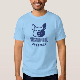 Barbecue de Memphis Tshirts