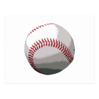 Base-ball Carte Postale
