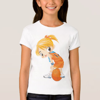 basket ball girl shirts