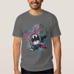 Batman Gotham Skyline Sketch Shirts