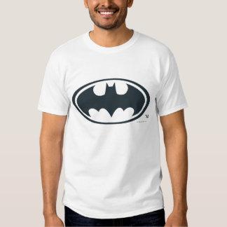 Batman Symbol | Black and White Logo Tees