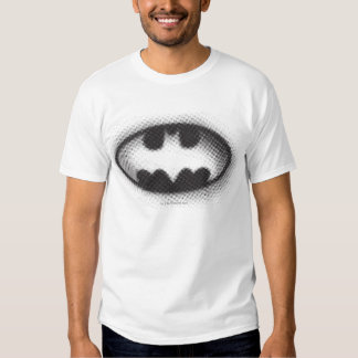 Batman Symbol | Halftone Logo Tshirt