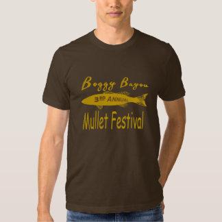 Bayou marécageux tee shirts