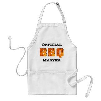 BBQ Master - customzable Standard Apron