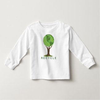BE SMART RECYCLE T SHIRT