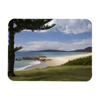 Beach, South West Rocks, New South Wales, Rectangular Photo Magnet