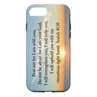 BEAU LEVER DE SOLEIL DE 41:10 D'ISAÏE COQUE iPhone 7