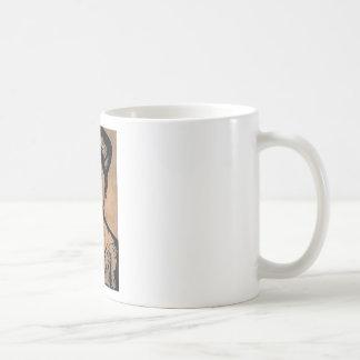 Beauty Classic White Coffee Mug