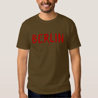 BERLIN T SHIRTS