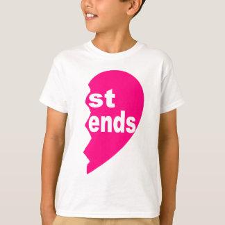 Best Friends, st ends Shirt