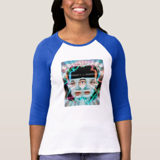 Bettie page distort... shirt