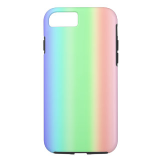 BiFrost Burning Rainbow Colored Bridge Gradient iPhone 7 Case