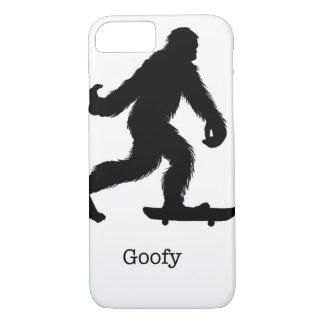 Bigfoot Goofy iPhone 7 case