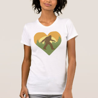 Bigfoot Love Tee Shirt