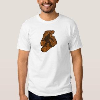 Bigfoot Prints Shirt