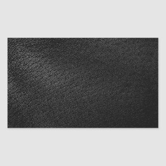 Black Leather Look