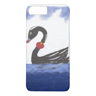 Black Swan Share Love iPhone 7 plus Case