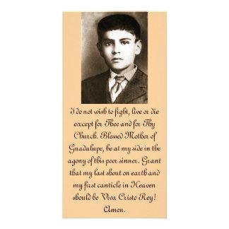 Blessed Jose Sanchez Prayer Cards Photo Card