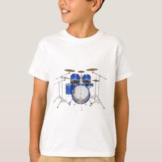 Blue Drum Kit: Tee Shirts
