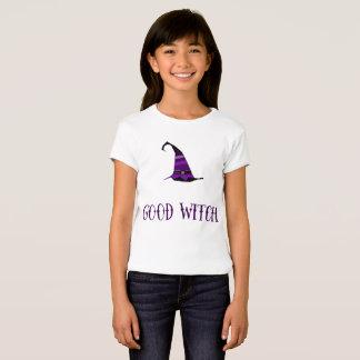 Bonne chemise de Babydoll de filles de sorcière Tshirts