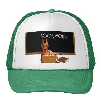 Book Worm Hat