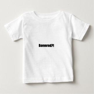 Bovvered!? T Shirts