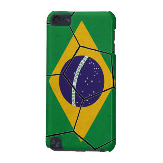 Brazil Soccer iPod Touch Case