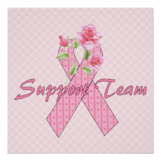 Breast Cancer Support Team Poster