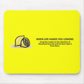 bring-to-the-attention-of-homeland-security mouse pad