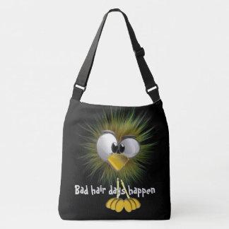 BSad hair days Tote Bag