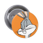 BUGS BUNNY™ Sideways Glance 2 Inch Round Button