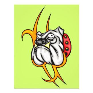 Bully Bulldog Full Colour Flyer