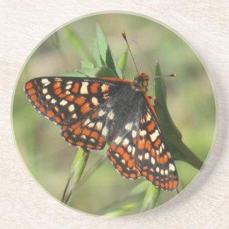 Butterfly Drink Coaster