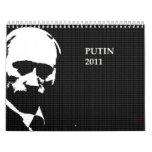 Calendrier de Vladimir Poutine
