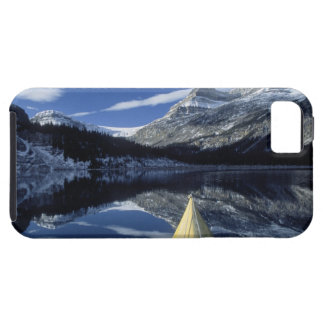 Canada, British Columbia, Banff. Kayak bow on iPhone 5 Cover