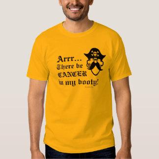 Cancer de butin tee-shirts