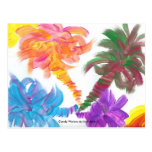 Candy Waters Autism Artist Postcard