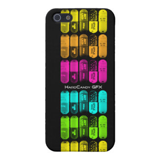 Capsules iPhone case Case For The iPhone 5