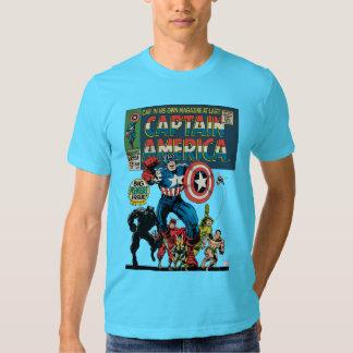 Captain America Comic #100 Shirt